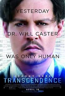 Picture of a movie: Transcendence