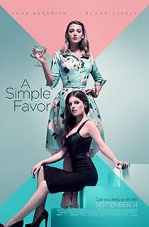 Picture of a movie: A Simple Favor
