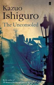 Picture of a book: The Unconsoled