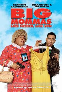 Picture of a movie: Big Mommas: Like Father, Like Son