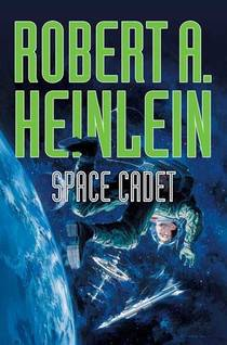 Picture of a book: Space Cadet (heinlein's Juveniles, #2)