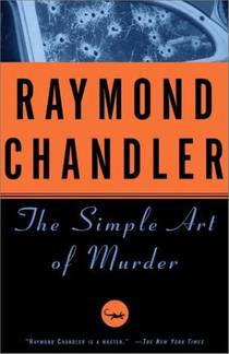 Picture of a book: The Simple Art Of Murder