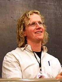 Picture of an author: R. Scott Bakker