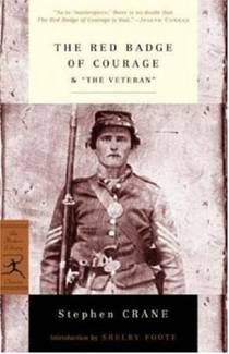 Picture of a book: The Red Badge Of Courage & The Veteran (classics)