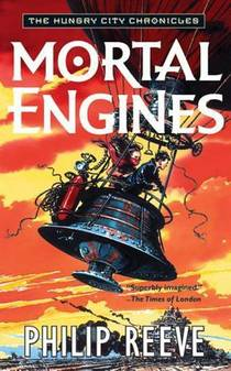 Picture of a book: Mortal Engines