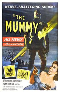 Picture of a movie: The Mummy