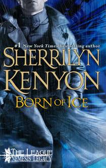 Picture of a book: Born Of Ice