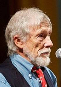 Picture of an author: Gary Snyder