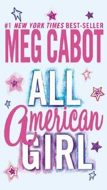 Picture of a book: All-American Girl