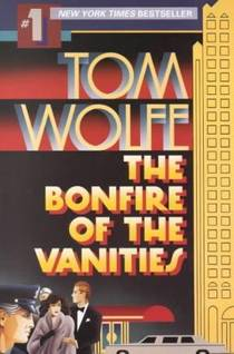 Picture of a book: The Bonfire Of The Vanities