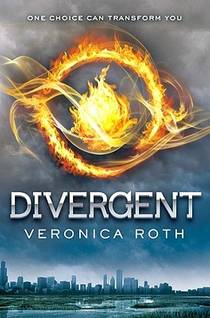 Picture of a book: Divergent