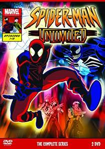 Picture of a TV show: Spider-Man Unlimited