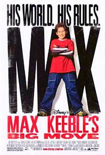 Picture of a movie: Max Keeble's Big Move