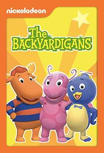 Picture of a TV show: The Backyardigans