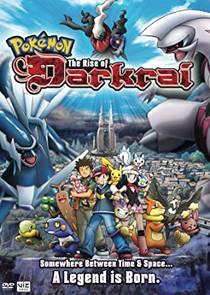 Picture of a movie: Pokémon: The Rise Of Darkrai