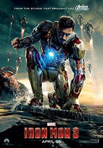 Picture of a movie: Iron Man Three