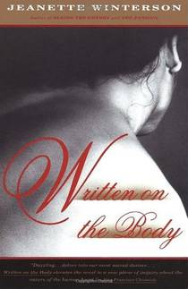 Picture of a book: Written On The Body