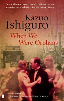 Picture of a book: When We Were Orphans