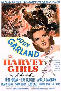 Picture of a movie: The Harvey Girls