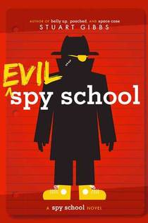 Picture of a book: Evil Spy School