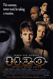 Picture of a movie: Halloween H20: 20 Years Later