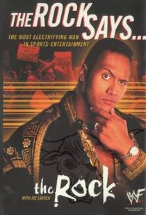 Picture of a book: The Rock Says...The Most Electrifying Man In Sports Entertainment
