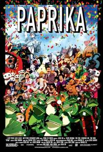 Picture of a movie: Paprika