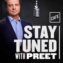 Picture of a podcast: Stay Tuned With Preet