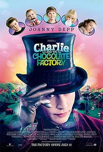 Picture of a movie: Charlie And The Chocolate Factory