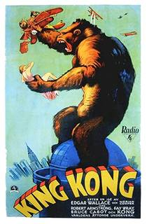 Picture of a movie: King Kong