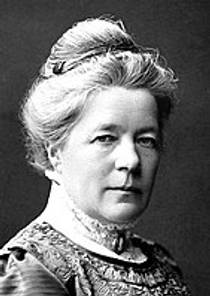 Picture of an author: Selma Lagerlöf