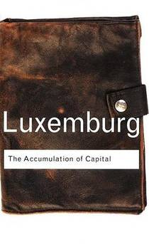 Picture of a book: The Accumulation Of Capital