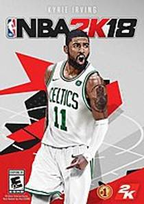 Picture of a game: Nba 2k18