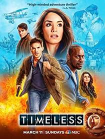 Picture of a TV show: Timeless