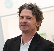 Picture of an author: Dave Eggers