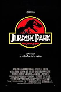 Picture of a movie: Jurassic Park