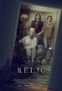 Picture of a movie: Relic