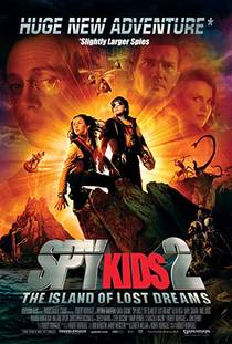 Picture of a movie: Spy Kids 2: Island Of Lost Dreams