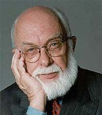 Picture of an author: James Randi