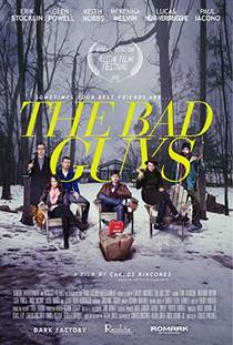 Picture of a movie: The Bad Guys