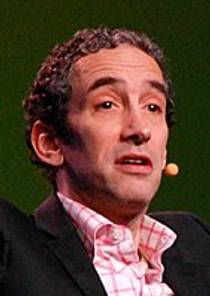 Picture of an author: Douglas Rushkoff