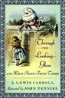 Picture of a book: Through The Looking-Glass And What Alice Found There
