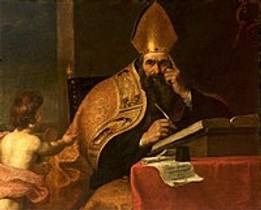 Picture of an author: Augustine Of Hippo