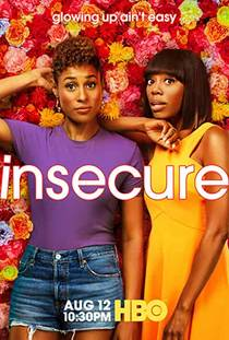 Picture of a TV show: Insecure
