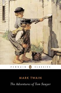Picture of a book: The Adventures Of Tom Sawyer