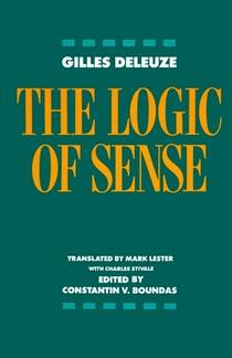 Picture of a book: The Logic of Sense