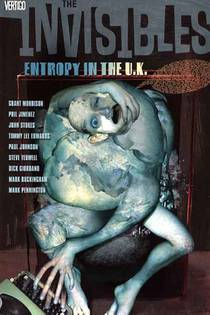 Picture of a book: The Invisibles, Vol. 3: Entropy in the U.K.