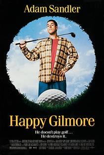 Picture of a movie: Happy Gilmore