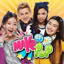 Picture of a TV show: Make It Pop