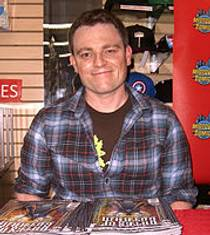 Picture of an author: Scott Snyder
